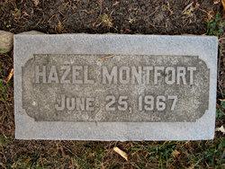 Hazel <I>McClure</I> Montfort