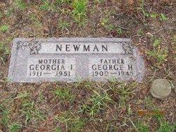 George Henry Newman, Sr