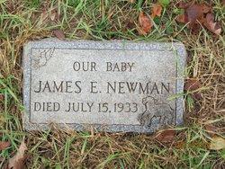 James E Newman