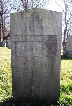 Sarah Elisabeth Lord