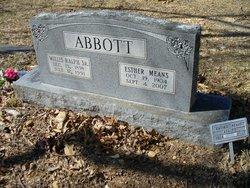 Esther Mae <I>Means</I> Abbott