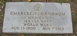 Charles F Birnbaum