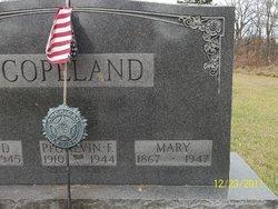 Mary <I>Taylor</I> Copeland