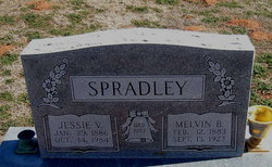 Jessie Viola <I>Coleman</I> Spradley