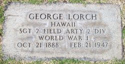 George Lorch