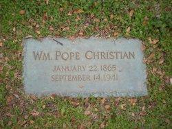William Pope Christian