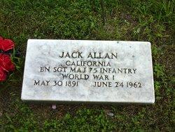 Jack Allan