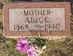 Alice <I>Kinney</I> Byrne