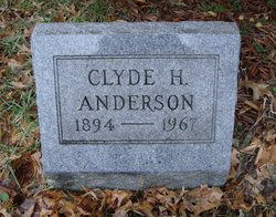 Clyde H. Anderson
