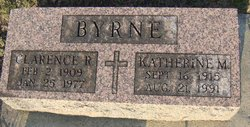 Clarence R. Byrne