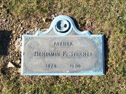 Benjamin F. Sterner