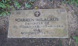Carmen Milagros Arroyo