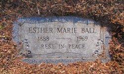 Esther Marie <I>Keating</I> Ball