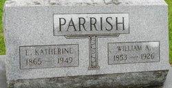 William A Parrish