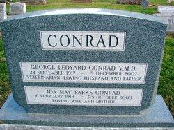 Dr George Ledyard Conrad