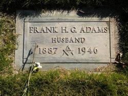 Frank H. G. Adams
