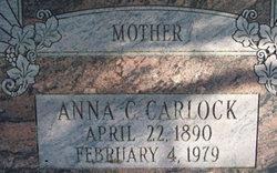 Anna C. <I>Wellenbrock</I> Carlock