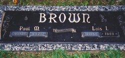 Paul Milton Brown
