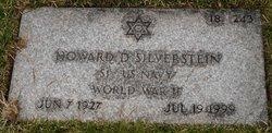 Howard D Silverstein