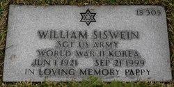 William Siswein