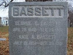 George C Bassett, Sr