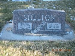 Helen Lucile <I>Nielson</I> Shelton
