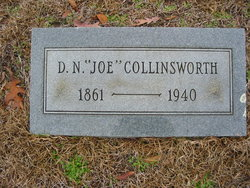 "D. N. ""Joe"" Collinsworth"
