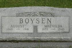 Mathilda <I>Jess</I> Boysen