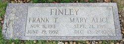 Mary Alice <I>Herring</I> Finley