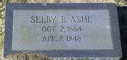 Selby Bluford Ashe