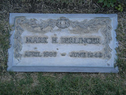 Mark Howcroft Berlinger