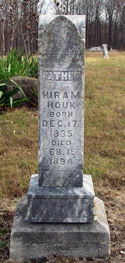 Hiram Monroe Houk, Sr