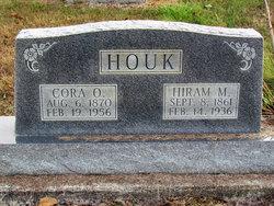 Cora Olive <I>Palfreeman</I> Houk