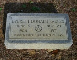 Everett Donald Earles