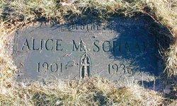 Alice Mabel <I>Gardener</I> Schaaf