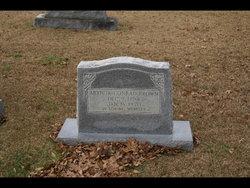 "Arthur Conrad ""Sam"" Brown"
