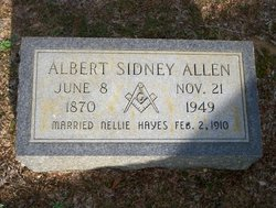 Albert Sidney Allen, Sr