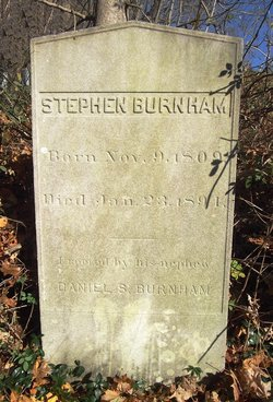 Stephen Burnham