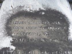 Edwin E Bernheimer