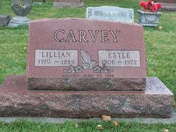 Lillian Harriet <I>Lloynes</I> Carvey