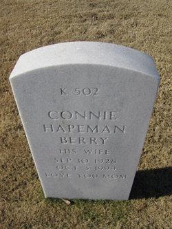 Connie Hapeman Berry