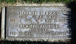 Harold H Biggs