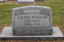Gerard Wardlaw Callihan