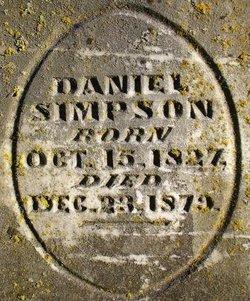 Daniel Simpson
