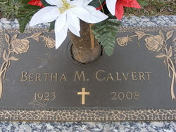 Bertha Mae Calvert