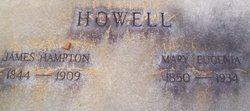 Mary Eugenia <I>Pittman</I> Howell