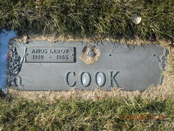 Amos Leroy Cook