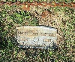 Corp John Rufus Miller