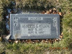 Annette Gladys Hilton