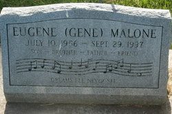 Eugene Malone